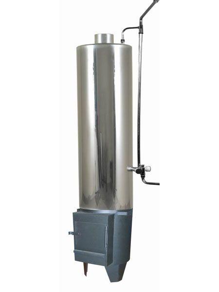 Колонка водогрейная емкость бака 90л.  Предназначена для организации теплого душа в местах с отсутствием горячего...